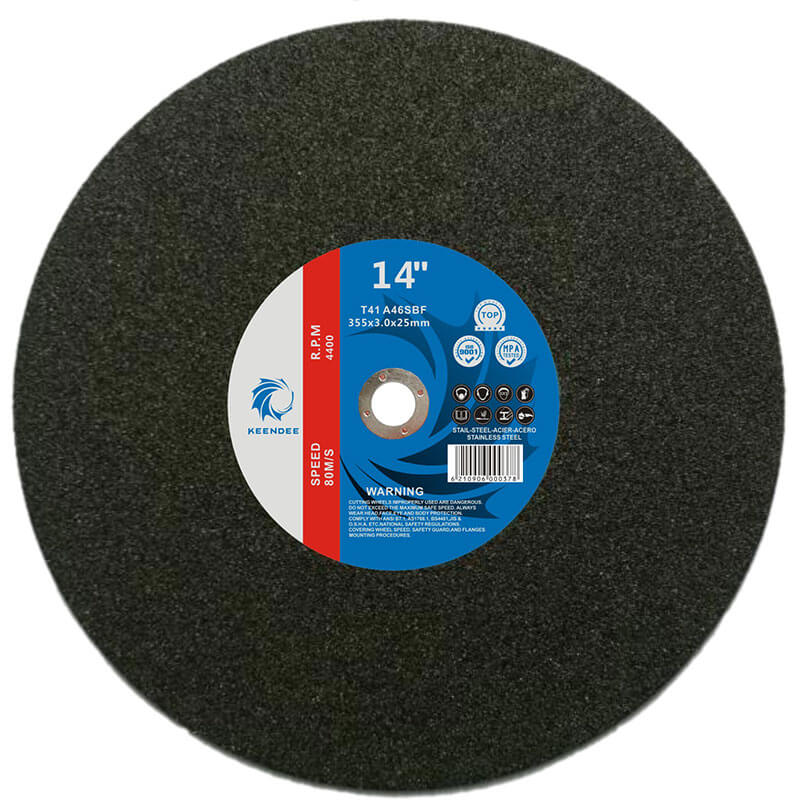 16 Inch Abrasive Cut Off Wheels, Industrial Rade Products, Cutting All Kinds Of Castings, Iron Cutting, 405X3.2X25